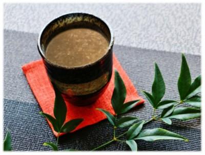 讃岐もち麦ダイシモチ 五岳の譽 焙煎甘酒 商品イメージ