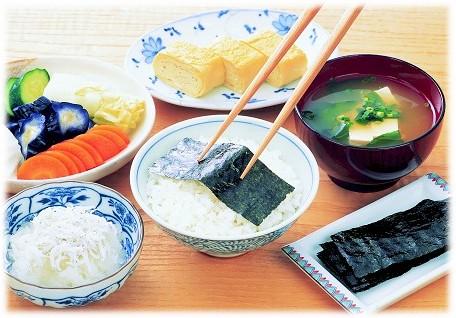 大野海苔食卓イメージ
